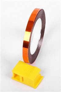 10mm Chrome Detailing Tape Foil Car Pinstripe Coach Line fits VAUXHALL