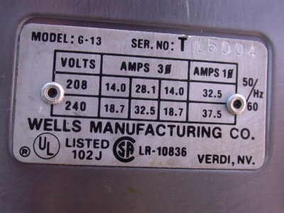 Electric Grill Wells Electric Grill