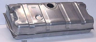 1970-1974 Corvette Fuel Gas Tank Reproduction GM33D