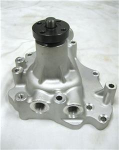 Ford 351C 351M 400M Enduring Shine Aluminum High Volume Water Pump Clockwise