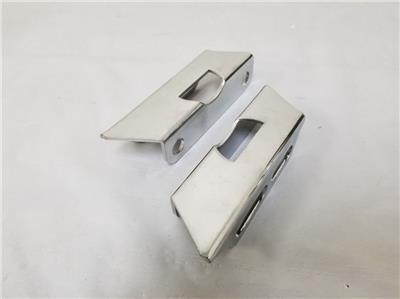 Zinc Brake Booster Bracket Set Fits 55 56 57 Chevy 210 Bel Air Buick Pontiac