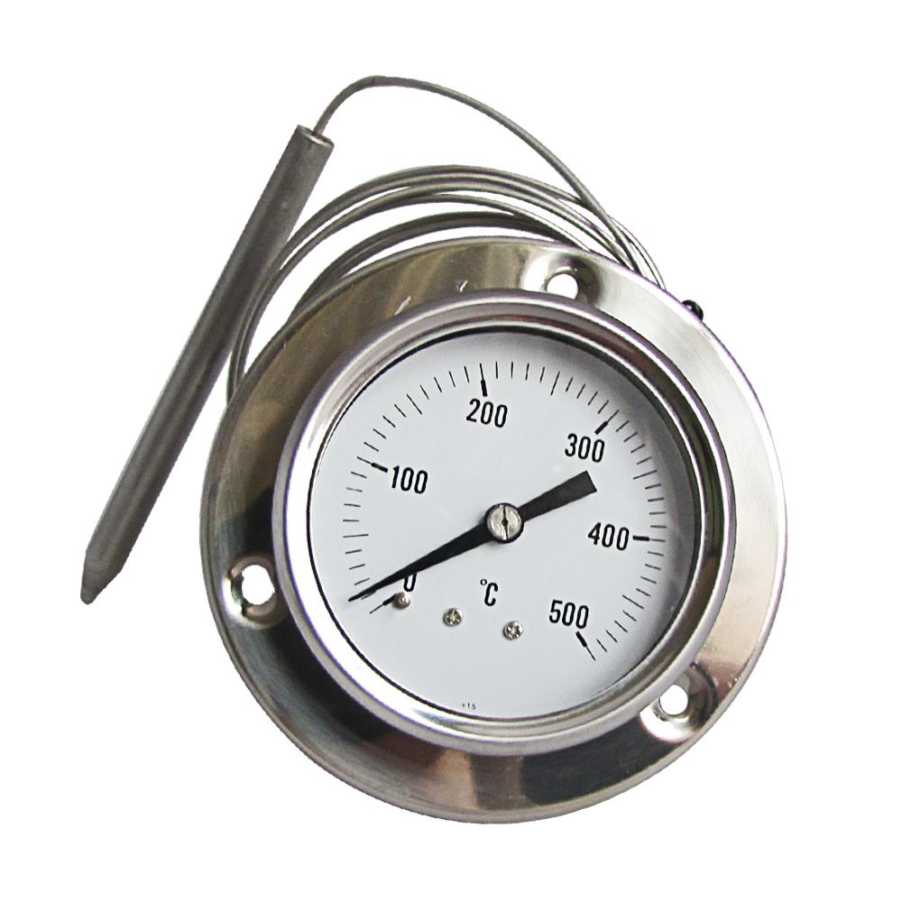 0 500 c bbq meat pyrometer oven thermometer inox steel for Koch thermometer