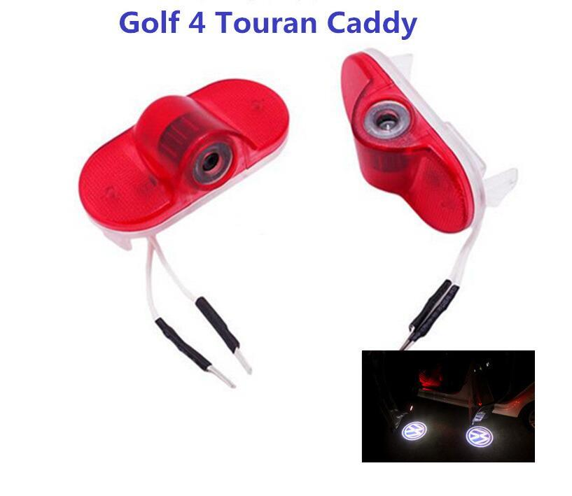 led t r beleuchtung vw touran golf 4 beetle bora caddy lavida warnleuchte logo ebay. Black Bedroom Furniture Sets. Home Design Ideas