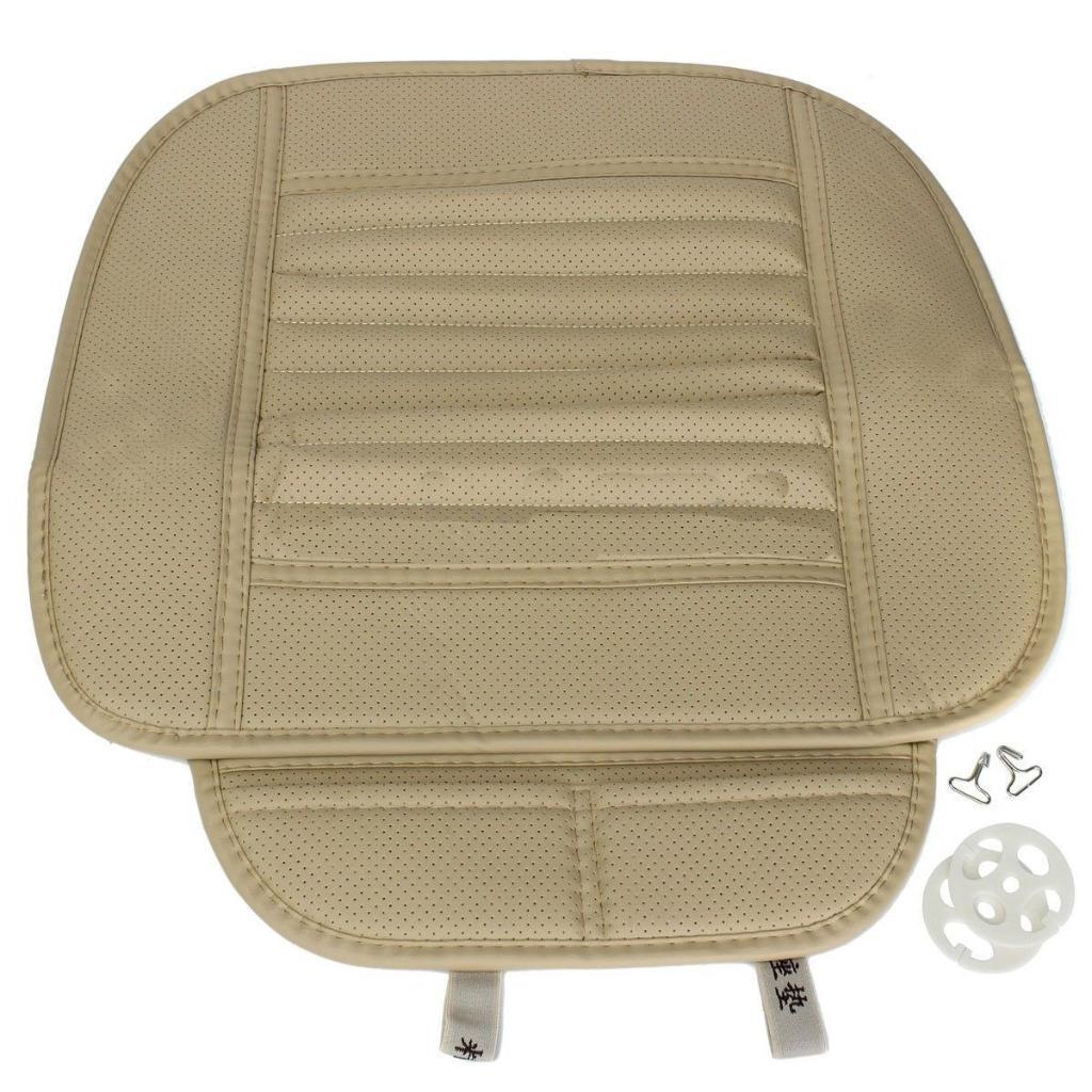universal auto sitz kissen sitzkissen sitzauflage leder f r b rostuhl cushionneu ebay. Black Bedroom Furniture Sets. Home Design Ideas