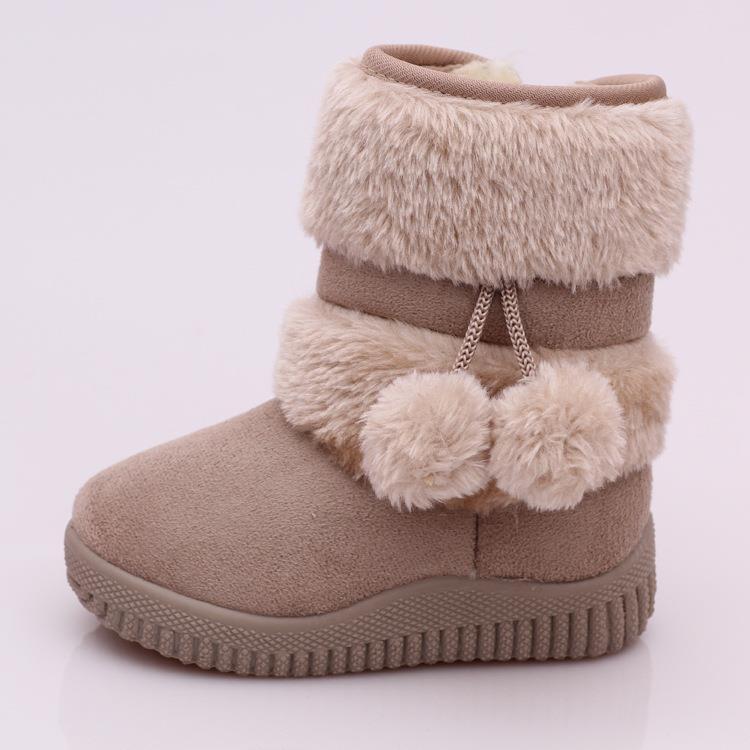 s e kinder baby m dchen jungen winter schuhe winterstiefel boots warm gef ttert ebay. Black Bedroom Furniture Sets. Home Design Ideas