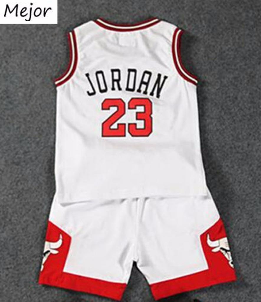 8cc55fd406e200 ... Kids-Baby-Boys-Girls-Michael-Jordan-Bulls-Basketball-