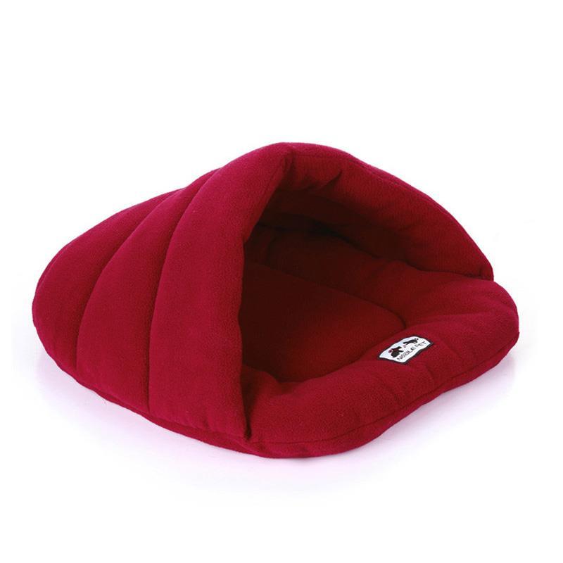 sac de couchage tapis coussin lit velours pour chien chat chihuahua panier ebay. Black Bedroom Furniture Sets. Home Design Ideas