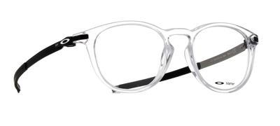 OAKLEY PITCHMAN R OX8105 04 Clear   Black Brille Glasses Frames Eyeglasses  50mm 0a55dd0bdda