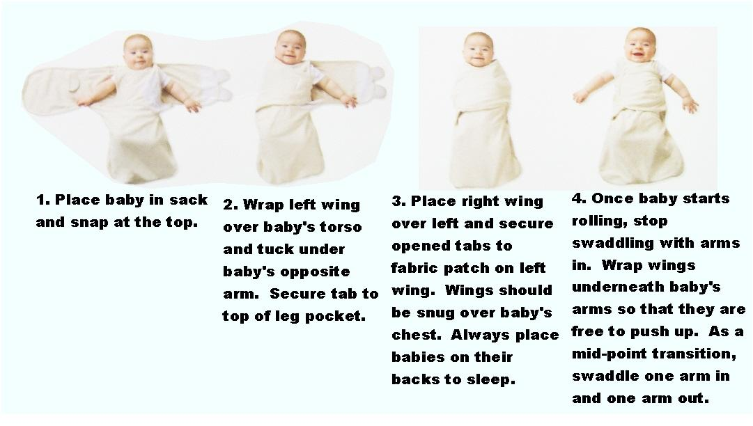 Summer Infant Swaddleme Wrap Sleep Sack 2 In 1 Swaddler