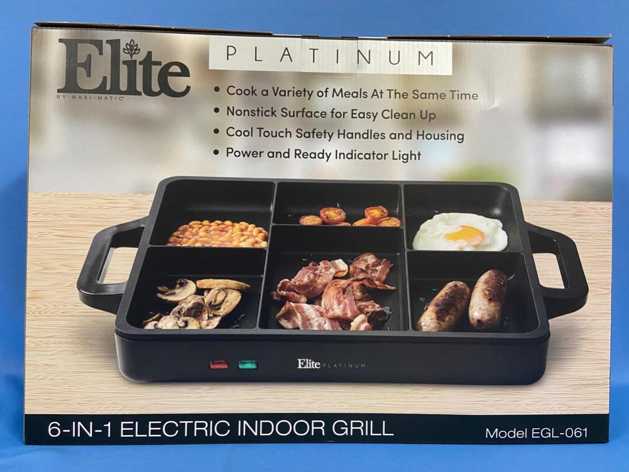 nib maxi matic elite platinum 6 in