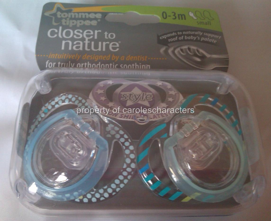 Tommee tippee orthodontic dummy