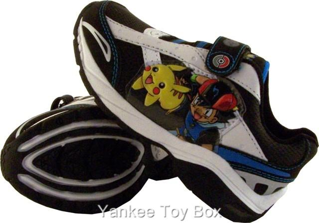 Pokemon Black White Running Shoes
