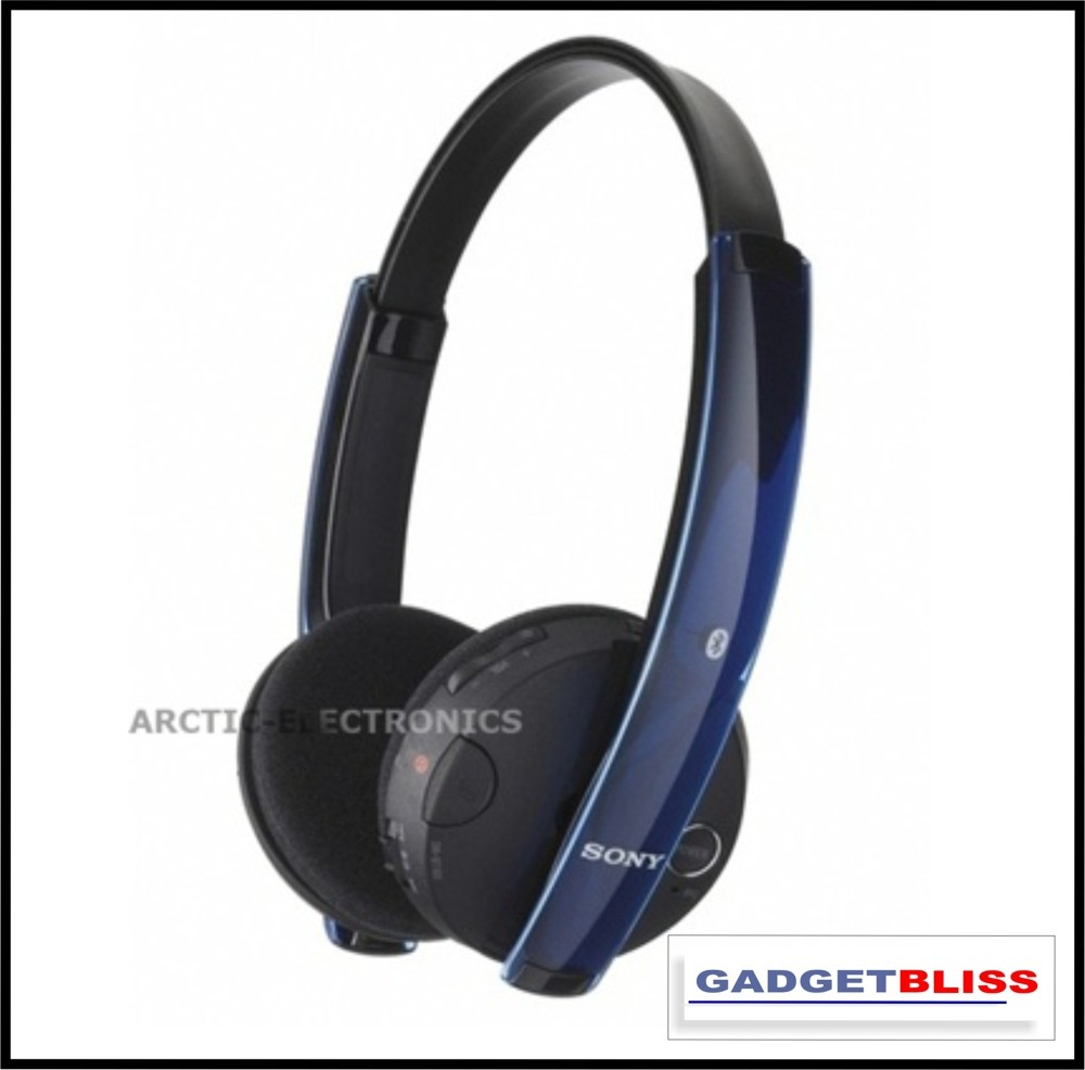 sony dr bt101 bluetooth headphones headset ebay. Black Bedroom Furniture Sets. Home Design Ideas