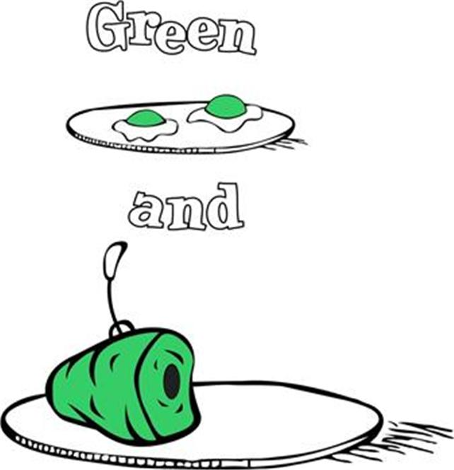 green eggs and ham coloring pages - green eggs and ham dr seuss quotes quotesgram