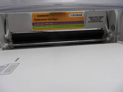 Xyron Ezlaminator Plus Laminating Machine Ebay