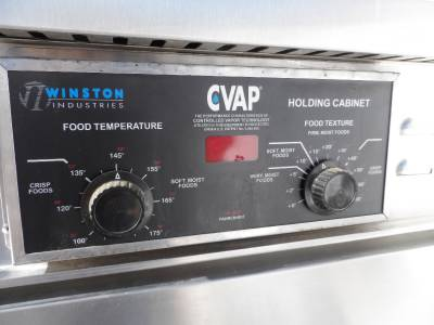 Winston Industries HA4511YE CVAP Holding Cabinet 120V With Four ...