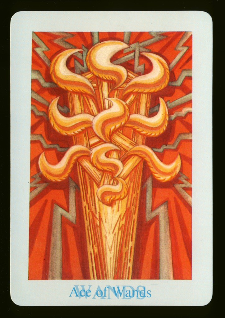 Aleister Crowley Thoth Tarot Deck Original First C.1969
