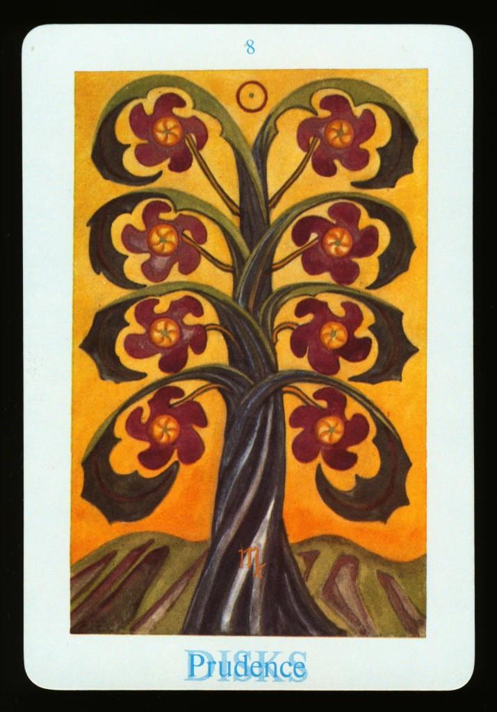 Aleister Crowley Thoth Tarot Deck Original First C.1969