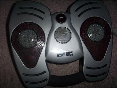 Homedics Foot Massager with Heat RFX 1H 0010