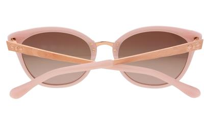 Ted Baker Sunglasses TB 1541 287 Avery Case Included Cat 3 Pink Cat Eye