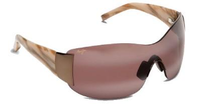 Kula MAUI JIM sunglasse & case R514 22 Maui Rose