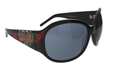 harley davidson ladyhawk limited edition sunglasses with. Black Bedroom Furniture Sets. Home Design Ideas