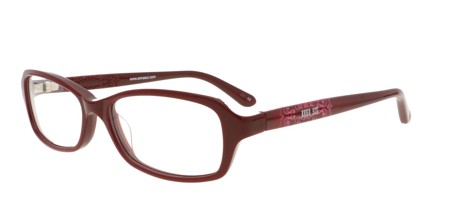 a129d7a637 Anna Sui AS 595 279 Glasses Spectacles RX Optical Frames + Case + ...