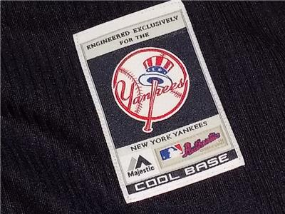 041360c74 Brand new with tags Official MLB New York Yankees Majestic Authentic BP  cool base button down navy Jersey.