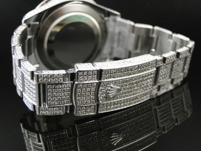 how to change the date on a techno pave watch