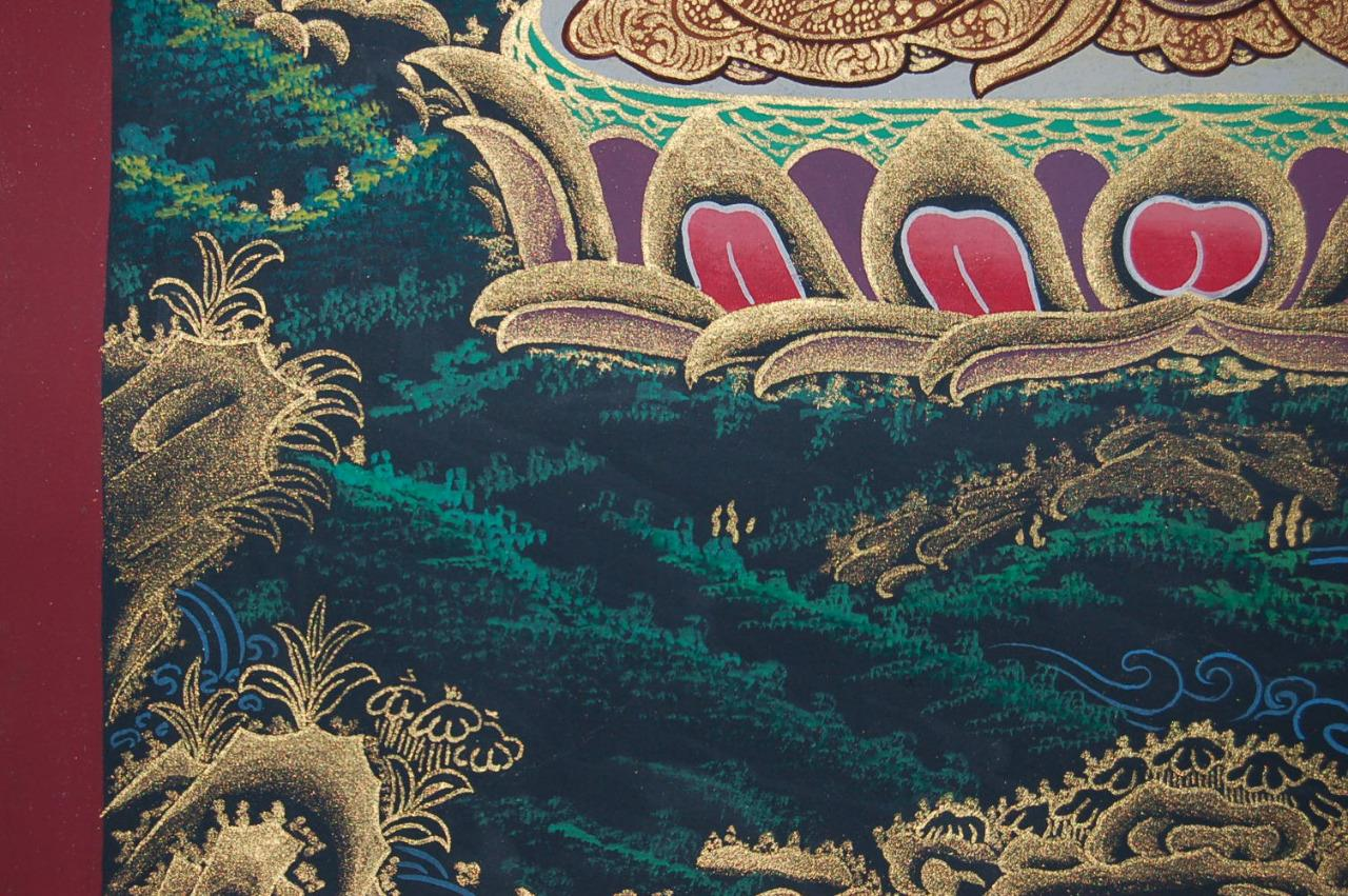 Tibetan Thanka Painting Uk