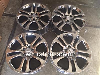 Acura Honda ASpec TL MDX RDX PILOT TSX OEM WHEELS TLX Wheel Rim - Acura tl 19 oem wheels