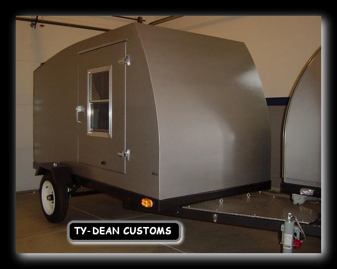 Teardrop trailer plans on Shoppinder