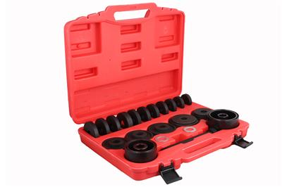 mac tools bearing and pulley puller set how to use