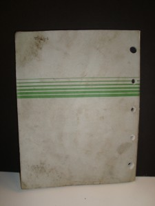John Deere Gator 4x2 6x4 Parts Catalog PC2387