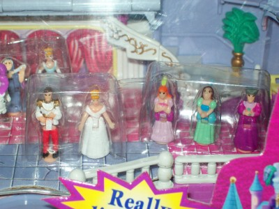 Polly Pocket Disney Tiny Collection Cinderella Enchanted