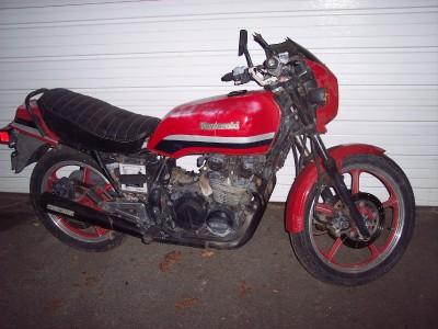 80 86 KAWASAKI KZ550 KZ 550 ZX TRANSMISSION GEARS SHAFT | eBay
