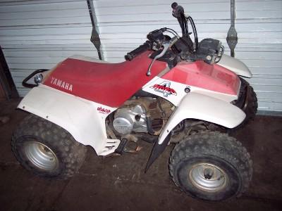 Yamaha Model Number Yfm