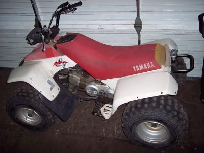 yamaha 85cc engine diagram 88 07    yamaha    yfm 100 80 champ badger grizzly handlebars ebay  88 07    yamaha    yfm 100 80 champ badger grizzly handlebars ebay