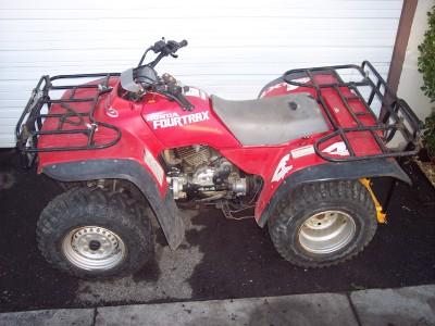 Swingarm Swing Arm 89 91 93 95 98 00 Honda TRX300FW TRX300 TRX 300