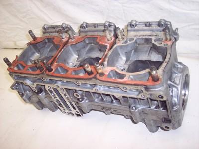 96 Polaris 680 Ultra SP SKS RMK XCR Triple Motor Engine Crank Case