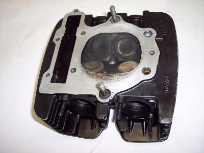 84 85 86 87 Yamaha XT600 XT 600 Top End Motor Engine Valves Cylinder Head
