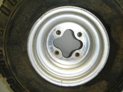 86 87 92 Honda ATC350X ATC350 ATC 350x 350 200 x TRX 250 300 Rear Tire Rim Wheel