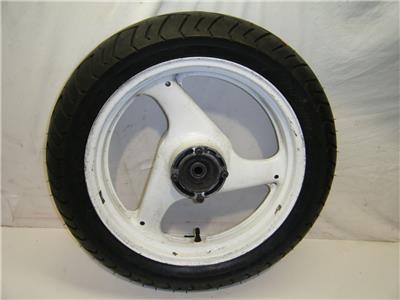 Suzuki Tire Size >> 89 90 91 92 93 94 95 96 Suzuki Gs500 Gs 500 E 140 70 17 Back Rear