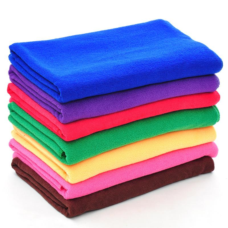 Largest Microfiber Towel: Soft Absorbent Microfiber Multi-function Large Beach Bath