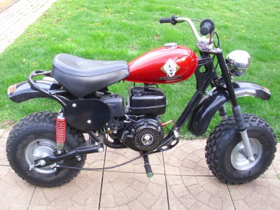 Not clear Used adult mini bikes