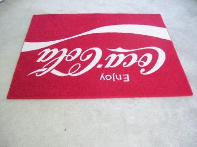 Custom Coke Enjoy Coca Cola 70s Logo 4 X5 Area Rug Shaw