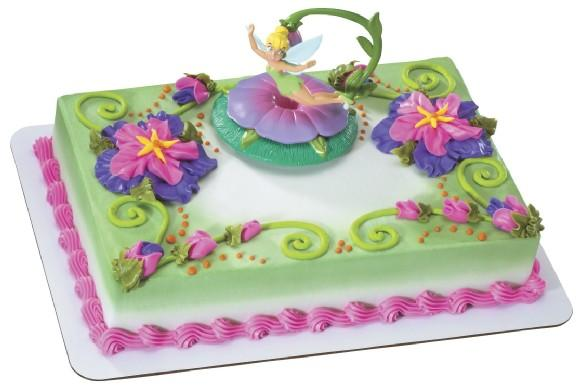 Tinkerbell Cake Topper Australia