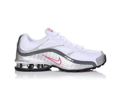 Details about 407987 116 NIKE REAX RUN 5 Women's Shoes WhitePink Pick Size NEW IN BOX
