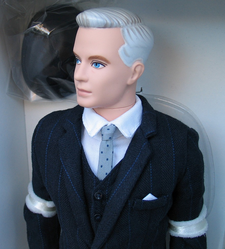 Barbie Collector 2010 Roger Sterling Fan Club Exclusive