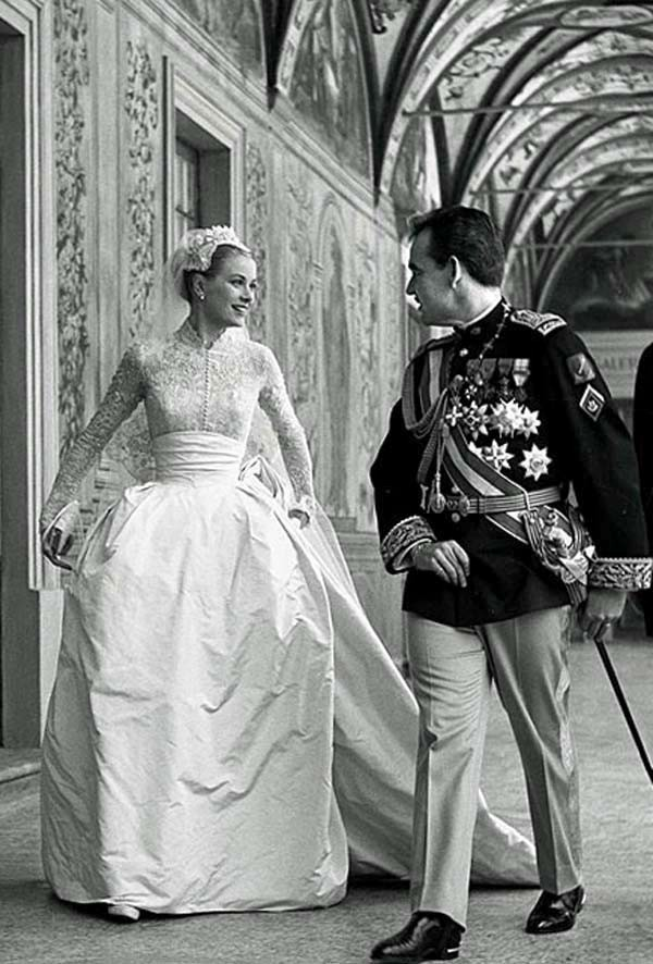 Princess Grace Kelly The Bride Gold Label Silkstone